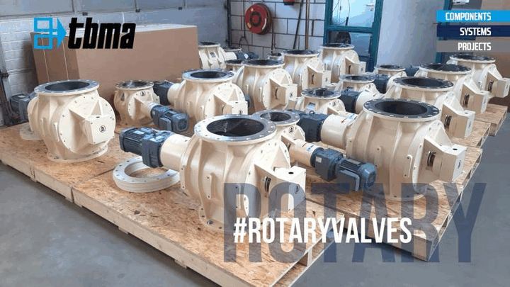 Rotary Valves for South Africa