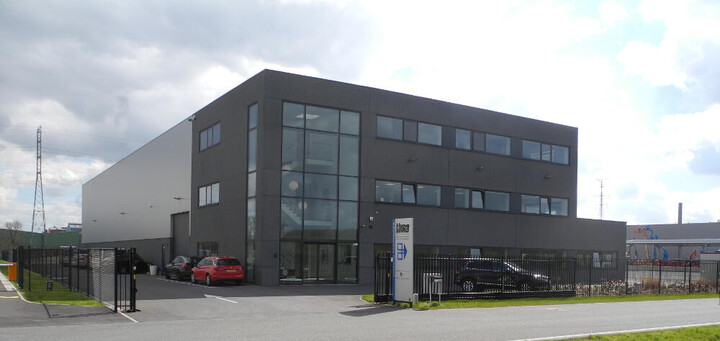 TBMA Belgie kantoor Evergem Belgium