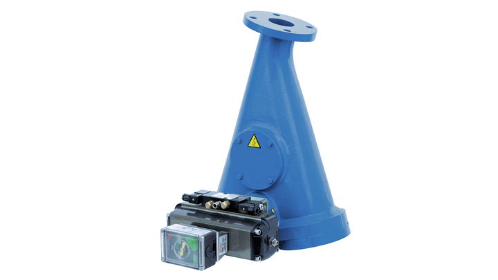 TBMA BTD Ball type diverter valve