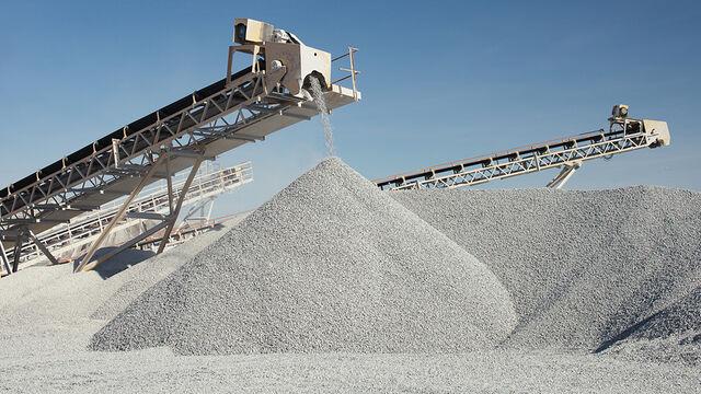 TBMA componenten en systemen voor de mineralen industrie