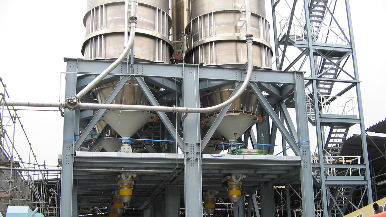 TBMA Design and supply of components and systems | Project engineering | Custom solutions | Bulk solids handling