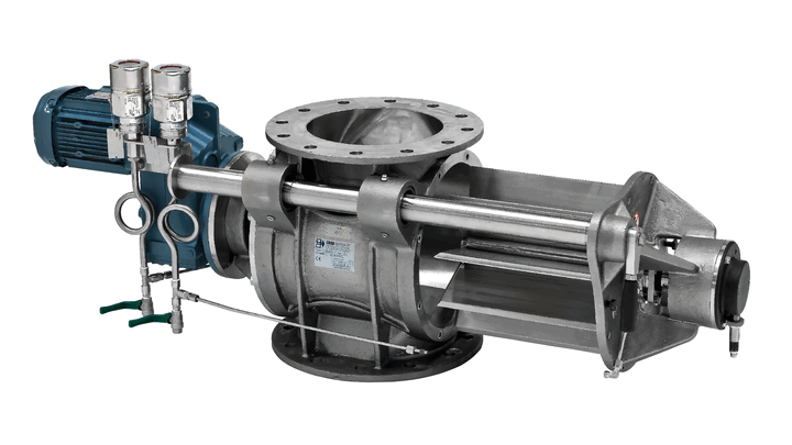 TBMA DG quick clean rotary dosing valve