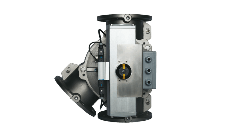 TBMA DTD single channel plug diverter valve