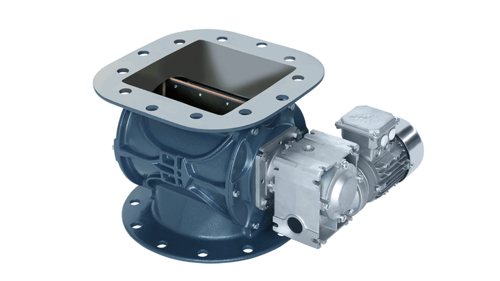 tbma h-ax dust valve rotary valve