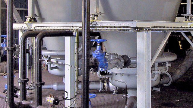 TBMA high-pressure low speed pneumatic conveying