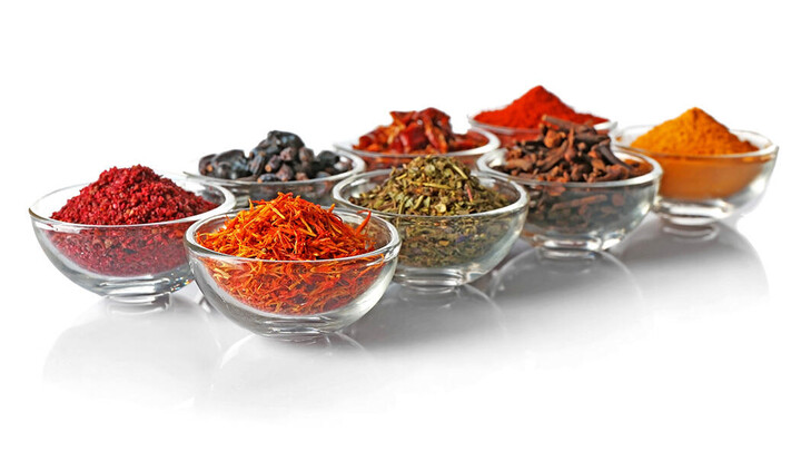 TBMA hygienic conveying of spices and herbs