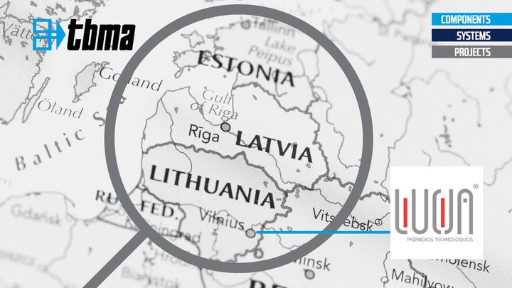 TBMA Liucija baltic states rotary valves diverter valves bigbags samplers