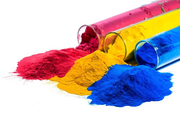 TBMA Minerals Powder coating