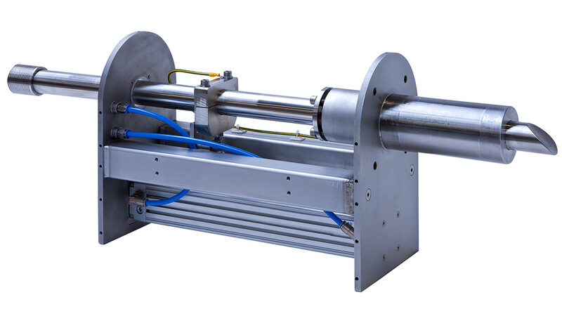 TBMA PTD automatic sampler for pneumatic conveying systems