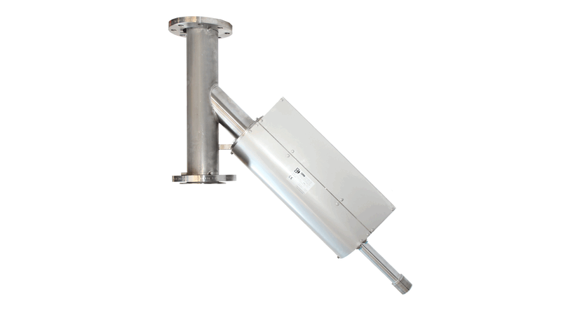 TBMA PTS automatic sampler for pneumatic conveying systems hygienic design