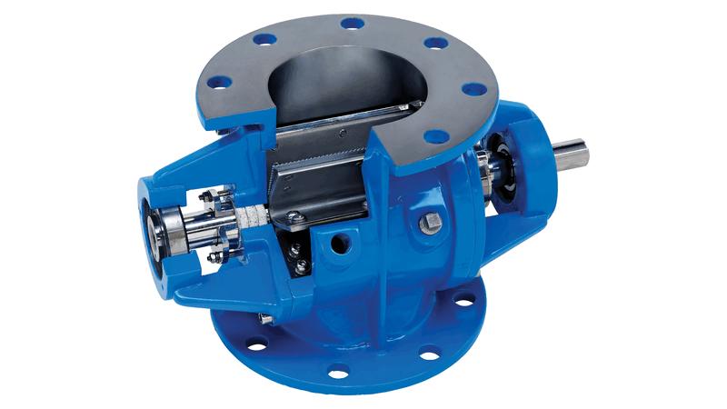 TBMA rotary valves