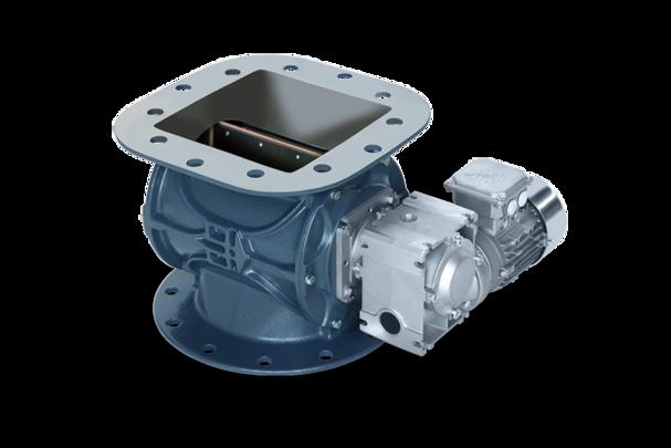 TBMA S-AX dust valve