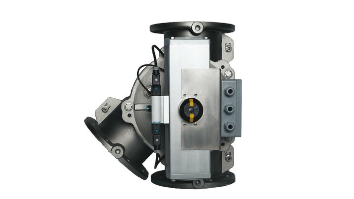 TBMA SDTD single channel plug diverter valve