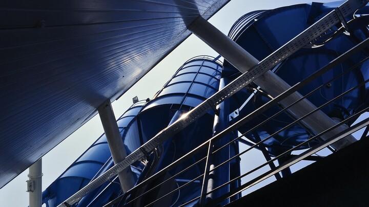 TBMA silo opslag en lossing apparatuur