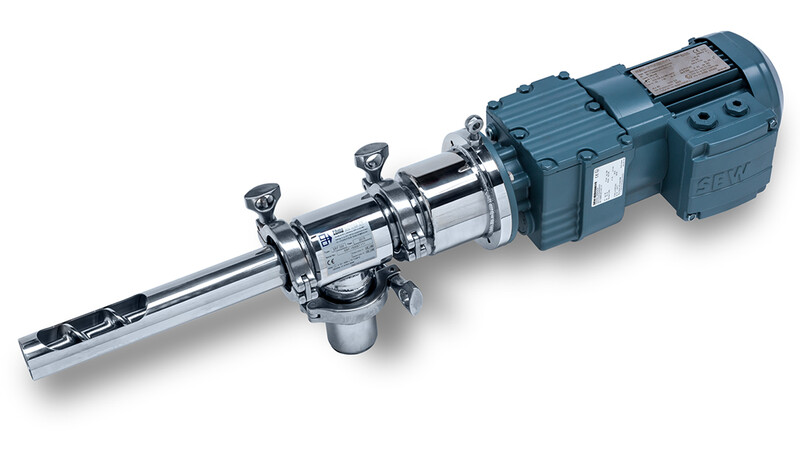 TBMA SRF high-end automatic sampler