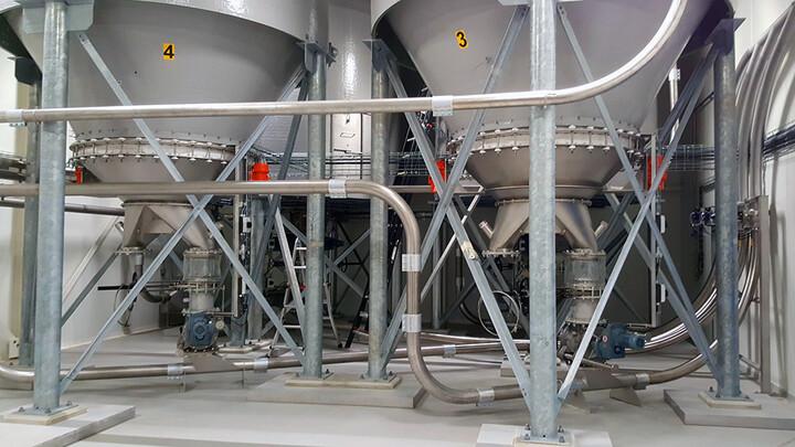 TBMA_mechanical_silo_discharge_equipment