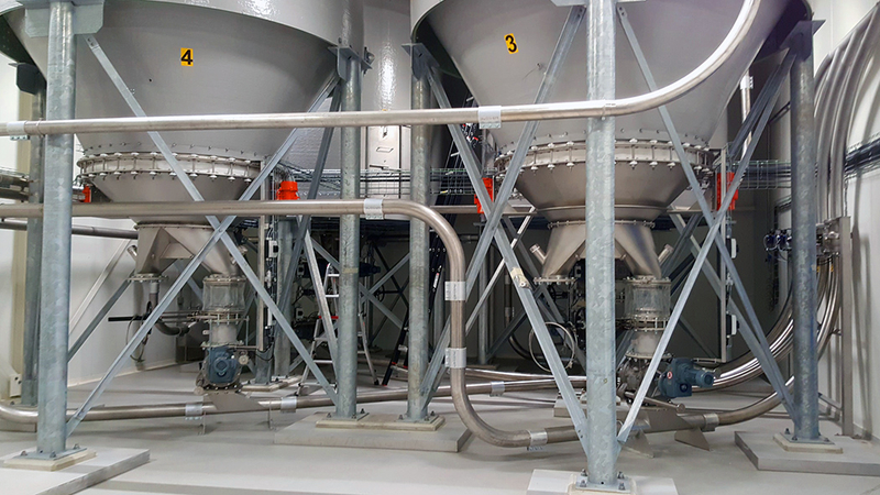 TBMA_mechanical_silo_discharge_equipment